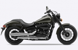 Honda Shadow Black Spirit VT750C2B MY 2016