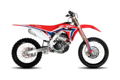 Honda Red Moto CRF 250R Carbon Edition 2020