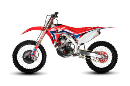 Honda Red Moto CRF 250R Carbon Edition Pro 2020