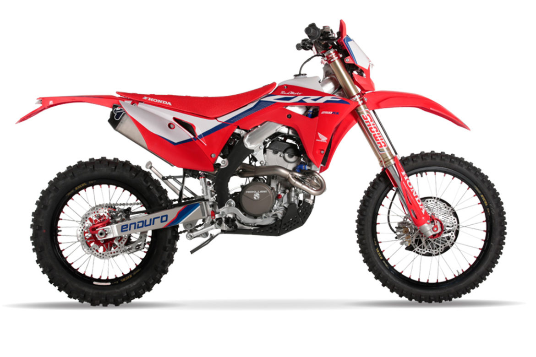 Honda Red Moto CRF 250RX Enduro 2021 Special