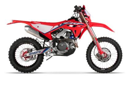 Honda Red Moto CRF 400RX Enduro 2021 Special