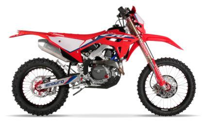 Honda Red Moto CRF 450RX Enduro 2021 Special