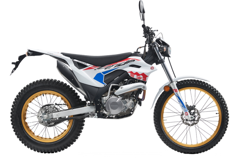 Honda Red Moto 4Ride 2022