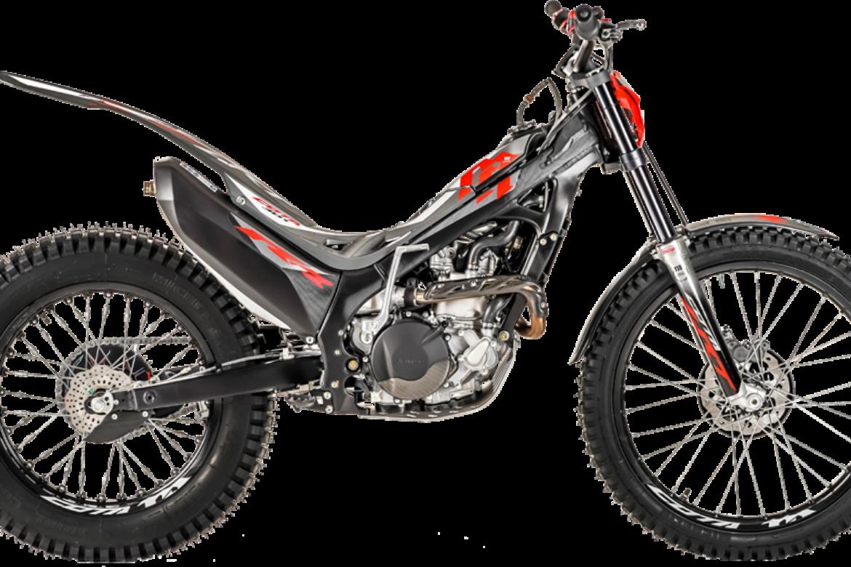 Honda Red Moto Cota 301RR 2022