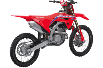 Honda Red Moto CRF 250R 2022