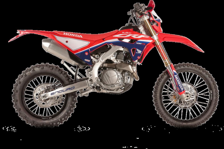 Honda Red Moto CRF 400RX Enduro 2022