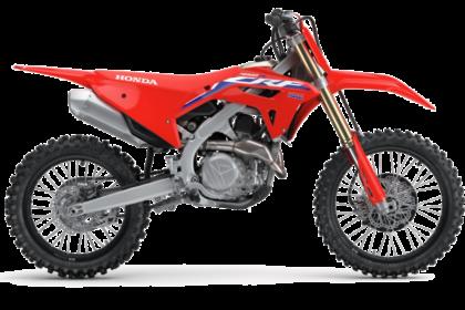 Honda Red Moto CRF 450R 2022