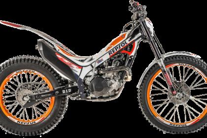 Honda Red Moto Cota 4RT Race Replica 2022