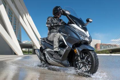 Honda Forza 300 2021
