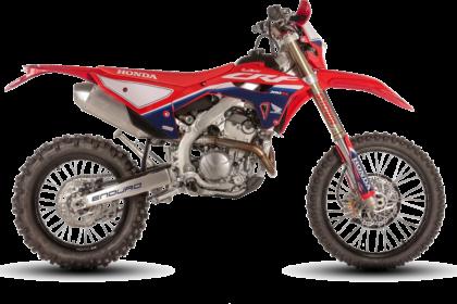 Honda Red Moto CRF 300RX Enduro 2022