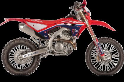 Honda Red Moto CRF 250RX Enduro 2023