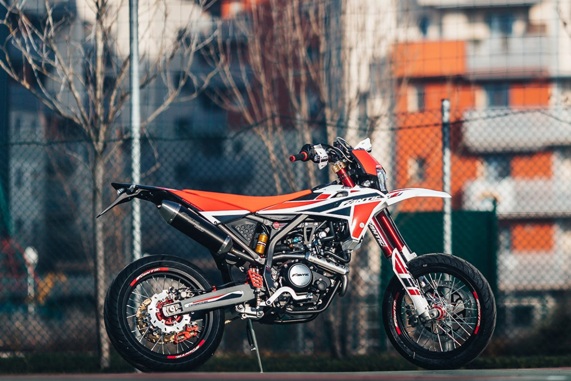 Fantic XMF 125 Competition 2021