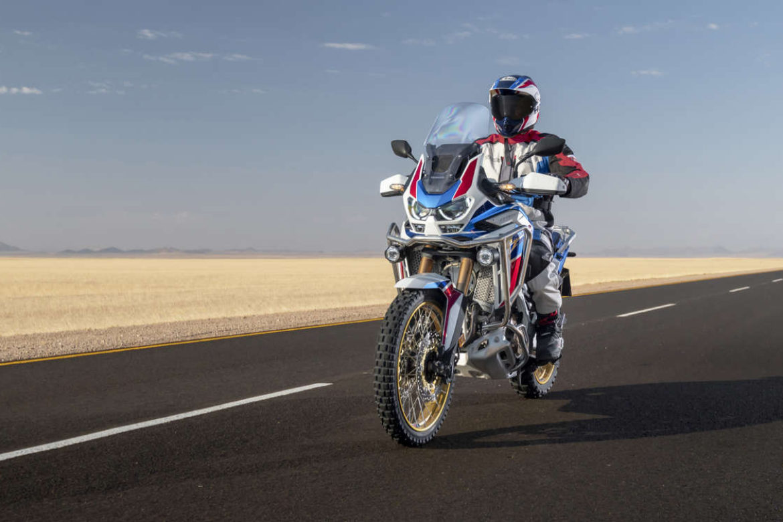 Honda CRF1100 Africa Twin Adventure Sport 2021
