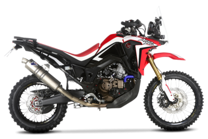 Honda Red Moto Africa Twin Rally