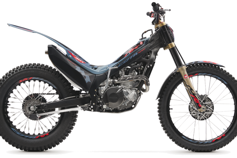 Honda Red Moto Cota 301RR