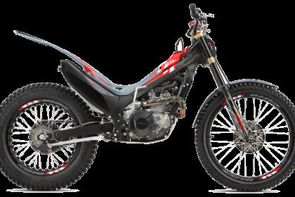 Honda Red Moto 301RR 75 Anniversary