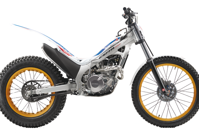 Honda Red Moto Cota 4RT 2020