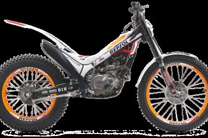 Honda Red Moto Cota 4RT Race Replica 2020