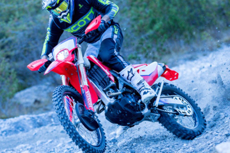 Honda Red Moto CRF 300RX Enduro 2021