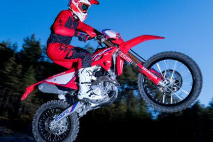 Honda Red Moto CRF 450RX Enduro 2021