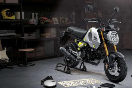Honda MSX 125 2021