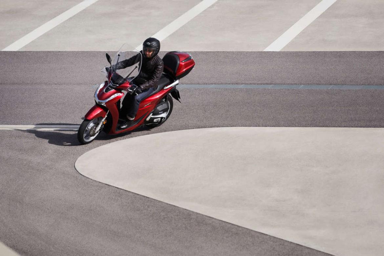 Honda SH 125 2021
