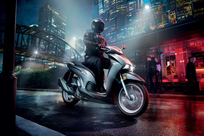 Honda SH 350 2021