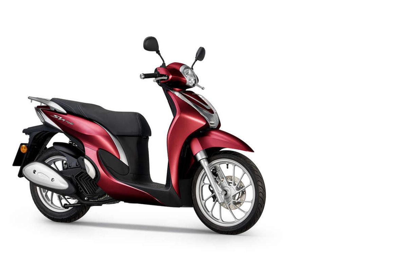 Honda SH Mode 125 2021