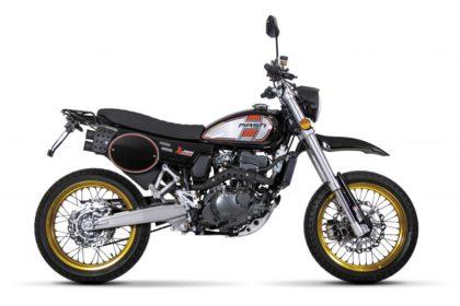 MASH XRIDE Black 125cc