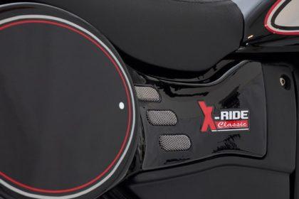 MASH XRIDE White 650cc