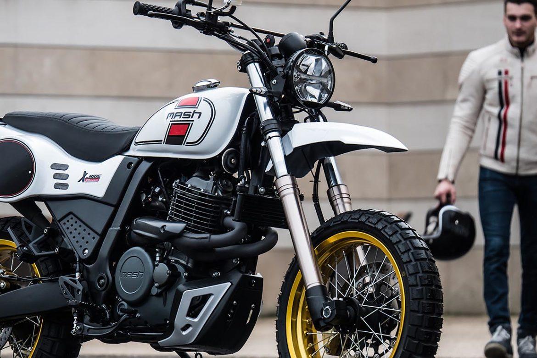 MASH XRIDE 650cc